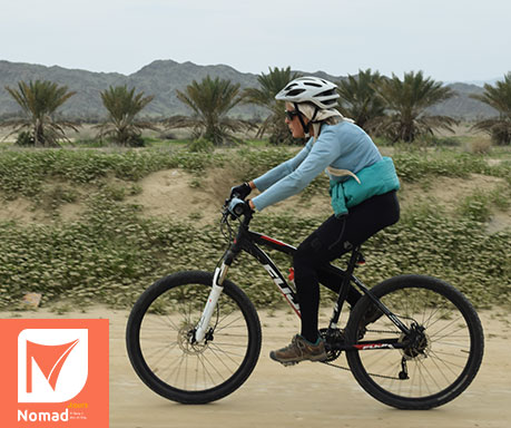 Cycling Tour - Iran Nomad Tours
