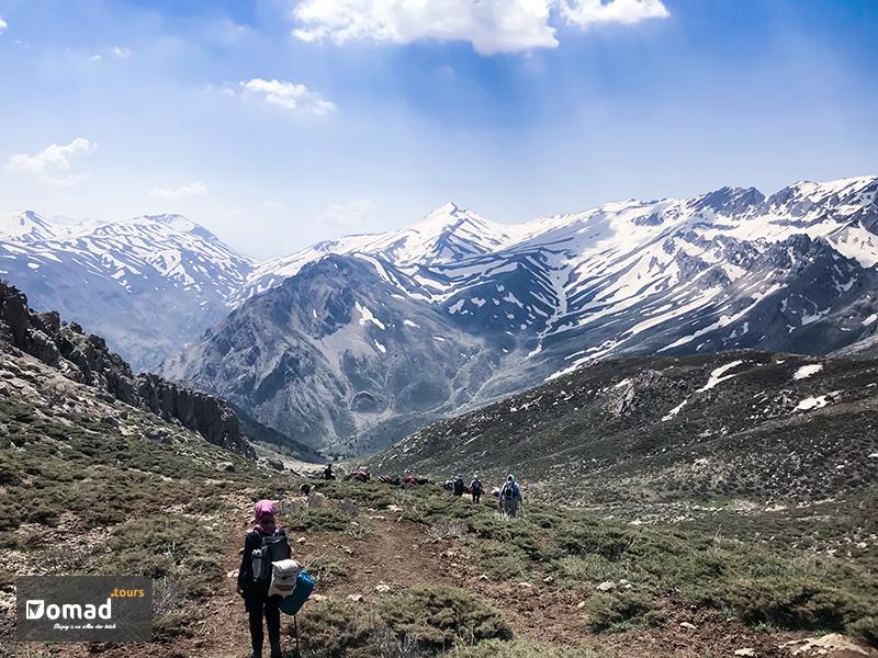 Mt. Keyno-Iran Nomad Tours