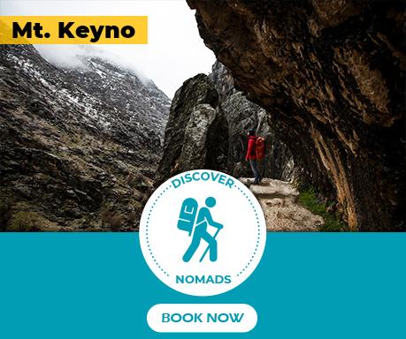 Mt. Keyno- Iran Nomad Tours