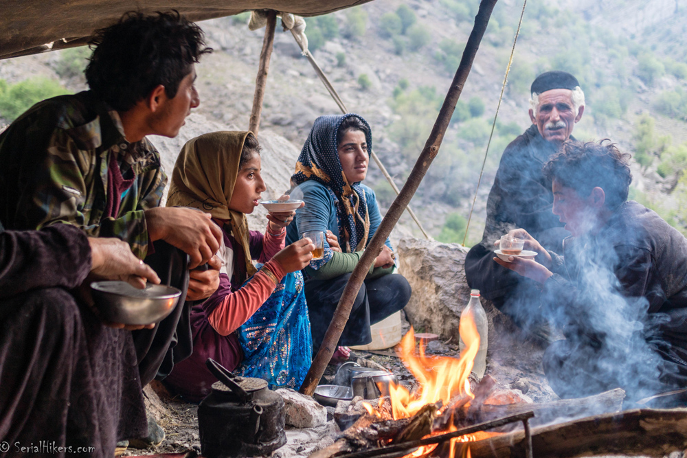 Persia Nomad Tours - Authentic Experience in Iran with Nomad in heart of Zagros Mountains