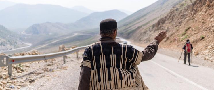 Bakhtiari Nomads Iran