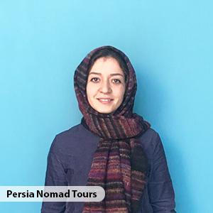 Sara Shokouhinia-Iran Nomad Tours