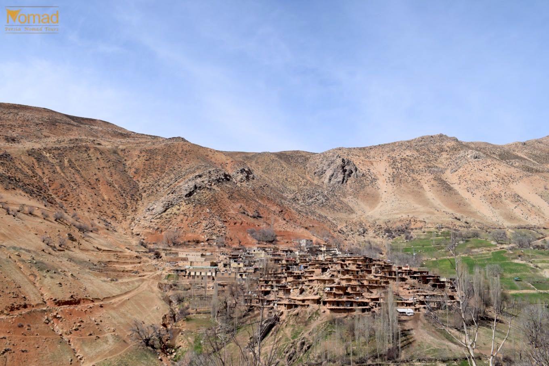Khoyeh village iran