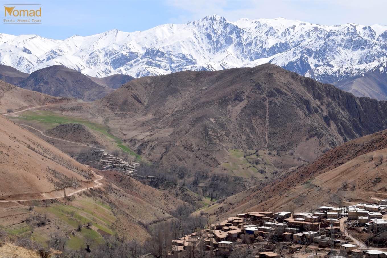 Off the beaten villages in iran