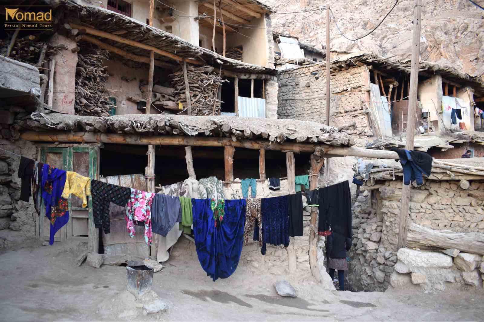 Saragha seyed village in iran