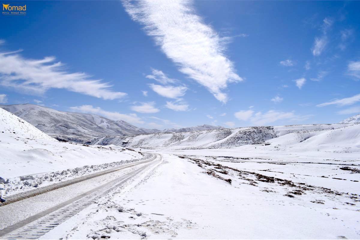 iran zagros mountains