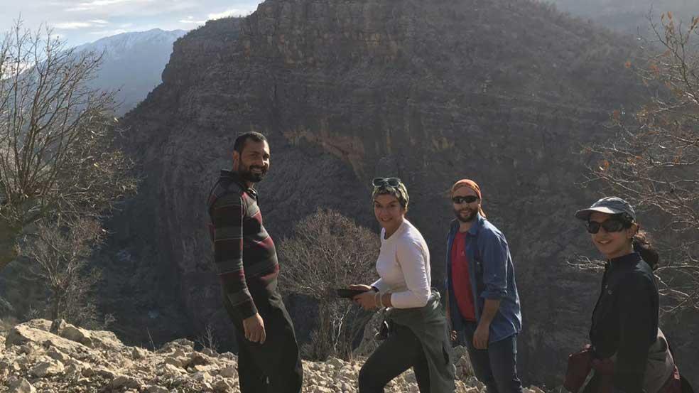 BABA Tour with ViVi Mountains Zagros