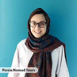 Saba Daftari-Iran Nomad Tours