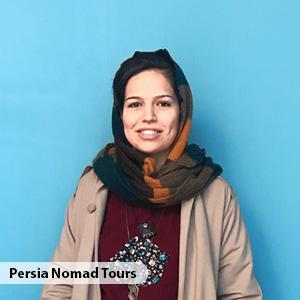 Sara Hoseingholizadeh-Iran Nomad Tours