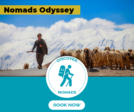 Nomads Odyssey- Iran Nomad Tours