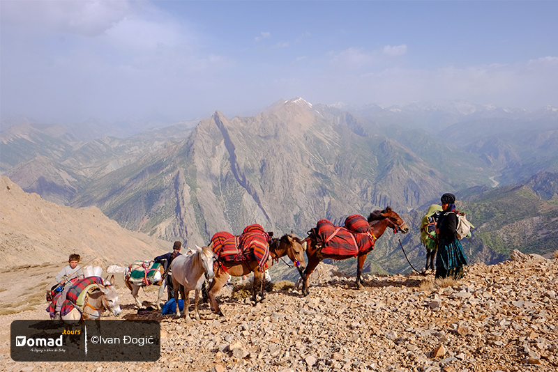 Nomads Odyssey-Iran Nomad Tours