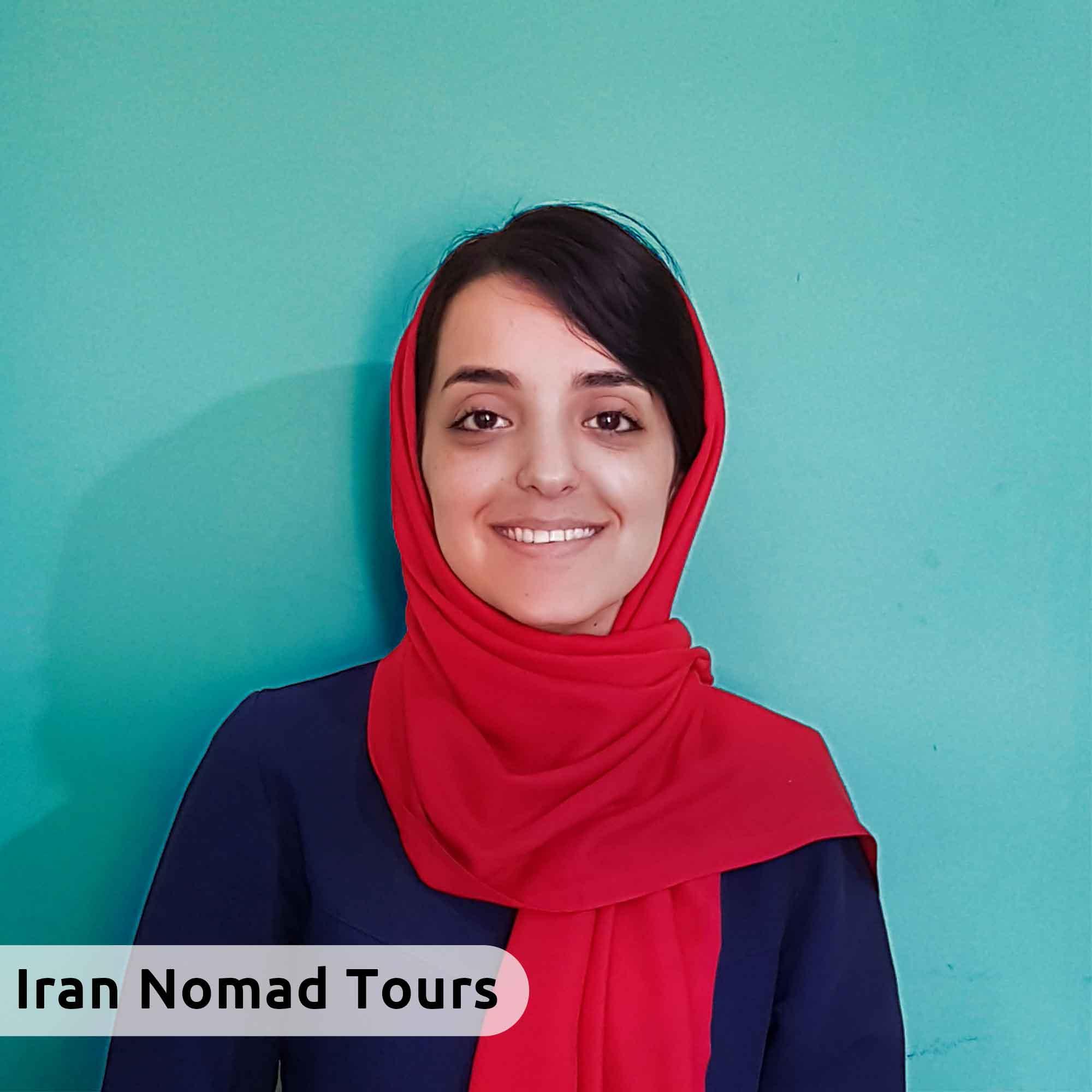 Niloufar Mousavi-Iran Nomad Tours