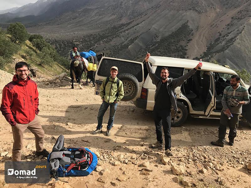 An Adventurous Nomad Tour in Iran