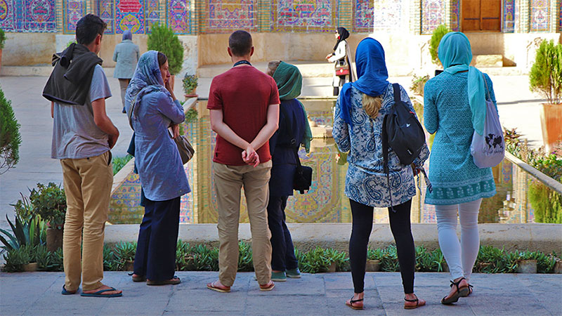 Tips for tourists in Iran - Dress Codes