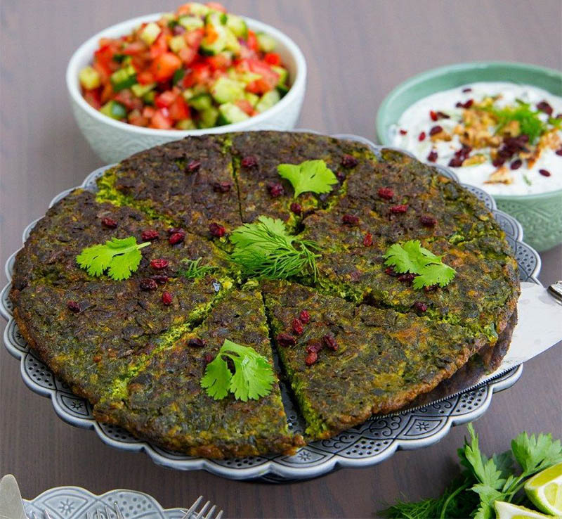Tips for tourists in Iran- vegetarian foods