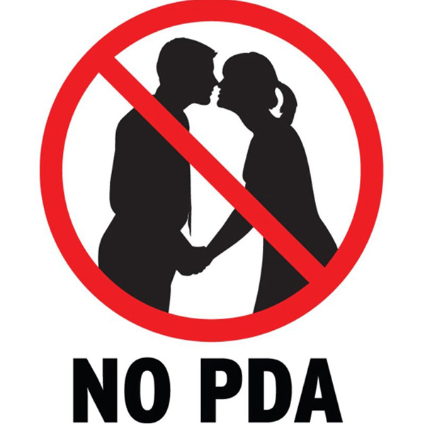 Tips for tourists in Iran - no PDA