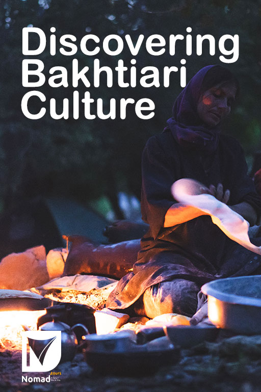 Bakhtiari Culture Booklet - Iran Nomad Tours