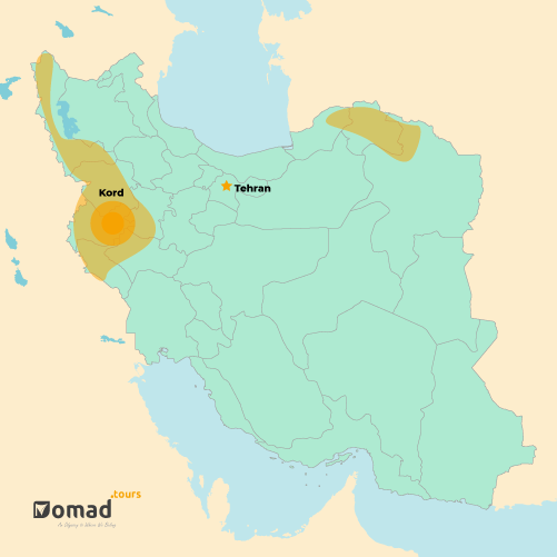Kurdish Tribes-Iran Nomad Tours