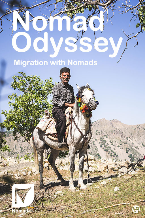 Nomad Odyssey Booklet - Iran Nomad Tours