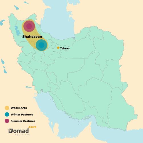 Shahsevan Tribe-Iran Nomad Tours