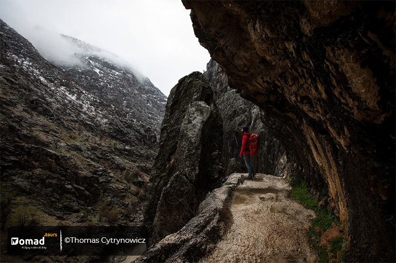 Dezpart Steps - Zagros Mountains