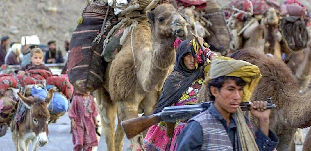 Afghan Nomads - Pastoral Nomads