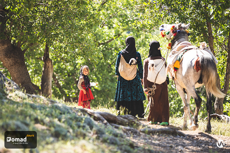 Bakhtiari Nomads Lifestyle