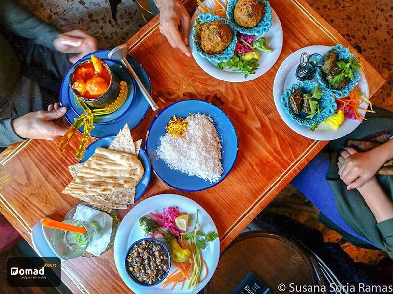 Iranian Cuisine-Iran Nomad Tours