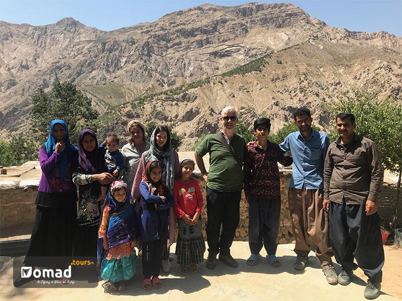 Hospitality Iran Nomad Tours