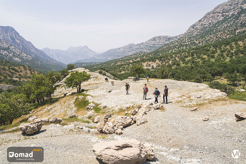 Kuch Destination for Ecotourists in Iran