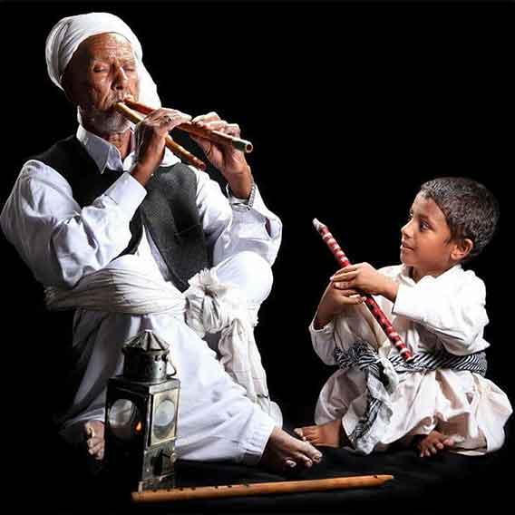 Shir-Mohammad Espandar -Music of Baluchistan -donnely