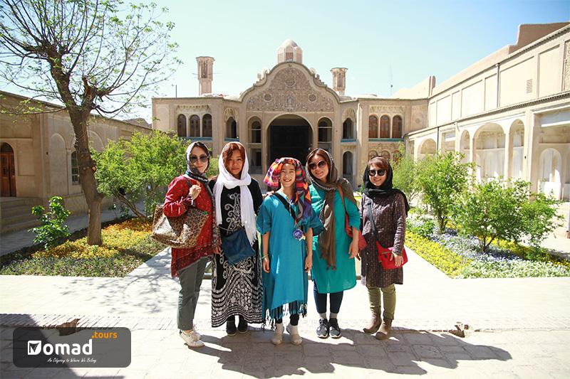solo traveler-Iran Nomad Tours