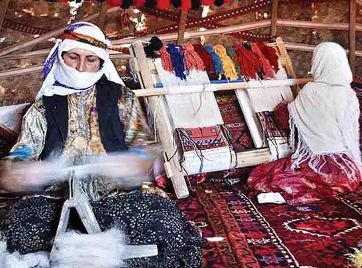 Varni- Handicraft-Iran Nomad Tours