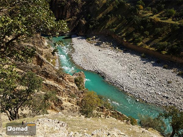 Bakhtiari River
