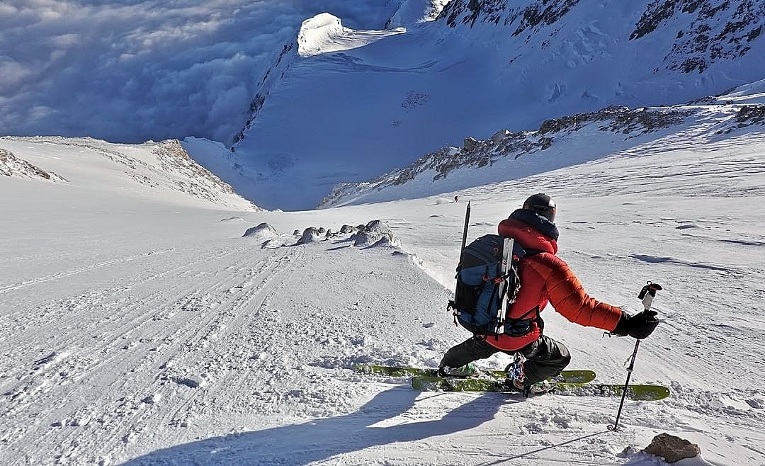 ski mountaineering-iran nomad tours