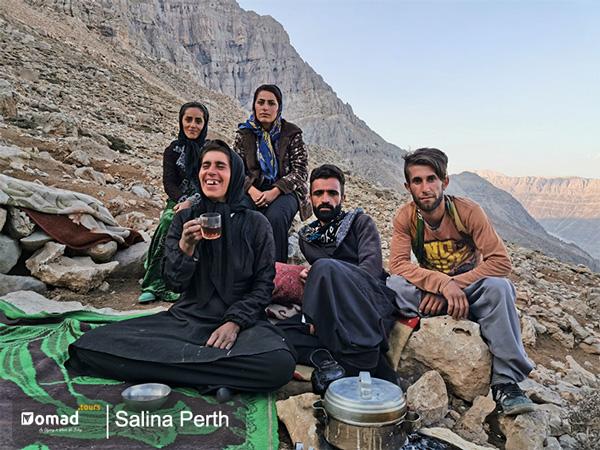 bakhtiari family iran nomad tours