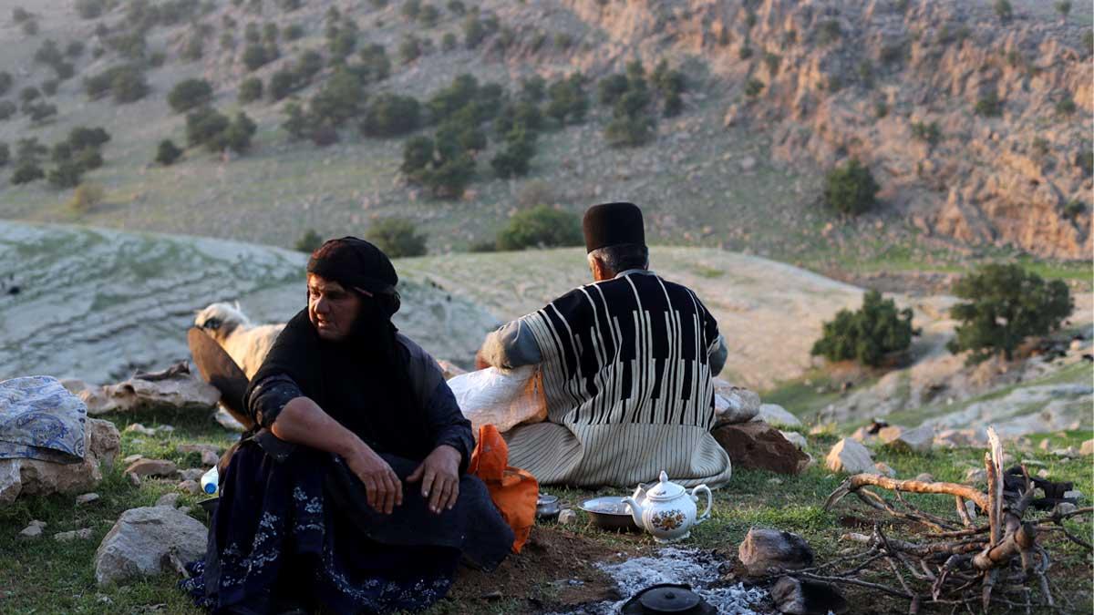 bakhtiari nomads of Iran