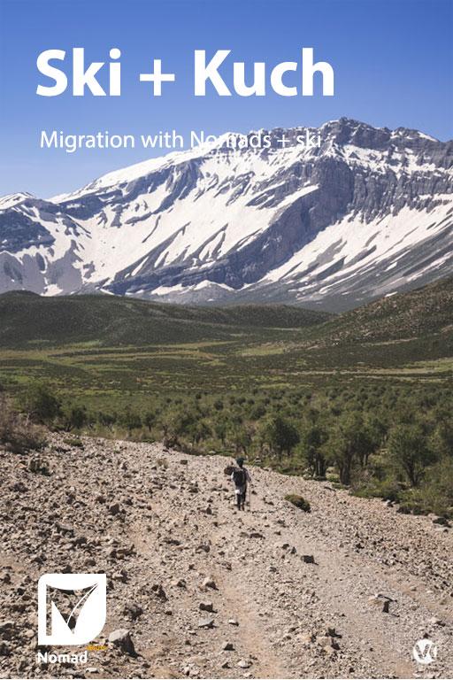 Ski+Kuch Tour booklet- iran nomad tours