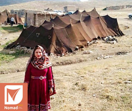 experience living with sang-e sar nomads of iran