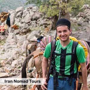 Julen Izagirre-Iran Nomad Tours