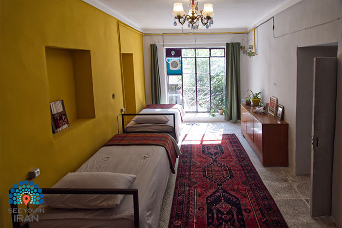 hostel in marivan- see you in Iran