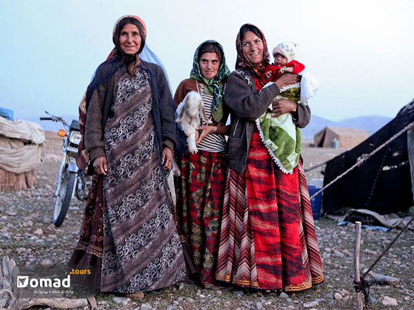 living with qashqai nomads of iran