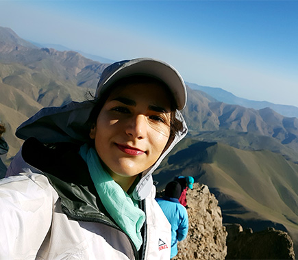 Saman Ghazvini- Iran Nomad Tours