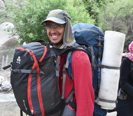 Soroush Talebi-Iran Nomad Tours