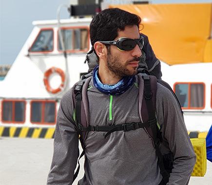 Saeid Mobasseri-Iran Nomad Tours