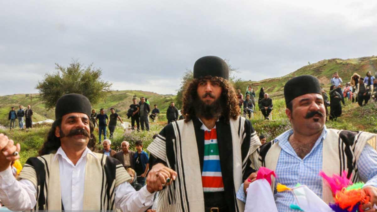 Nowruz among Iran nomads