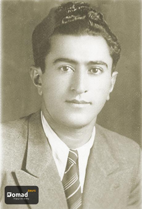 Mohammad Bahmanbeigi-Iran nomad tours