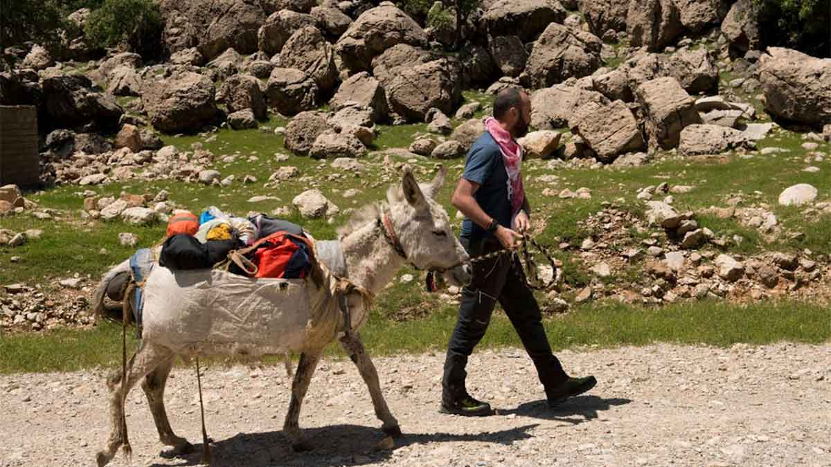 Future of travel-Iran nomad tours